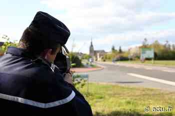 À Val d'Orger et à Gaillon (Eure), deux chauffards sanctionnés pour très grand excès de vitesse - actu.fr