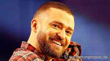 Justin Timberlake: Meine Frau und mein Sohn haben mir Demut beigebracht - Berliner Morgenpost