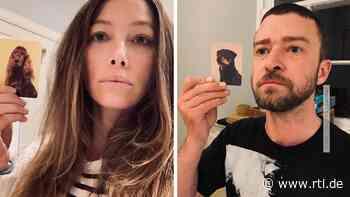 Jessica Biel und Justin Timberlake zeigen ihre tierischen Doppelgänger - RTL Online