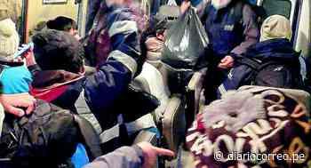Morococha: Un trabajador de empresa minera y 2 policías dan positivo a coronavirus - Diario Correo