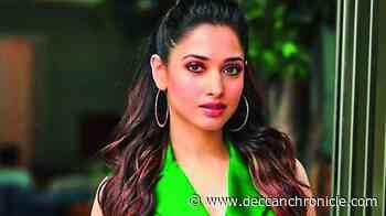 'I didn't dream that I'd ever play kabaddi': Tamannaah Bhatia - Deccan Chronicle
