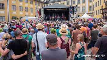 Corona: Rudolstadt-Festival 2020 abgesagt - MDR