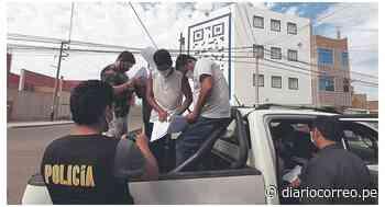 Detienen a siete amigos libando cerveza en el distrito de Picsi - Diario Correo