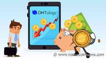 Ontology (ONT) Turns Flattish as it Loses 5.94% Overnight - NameCoinNews