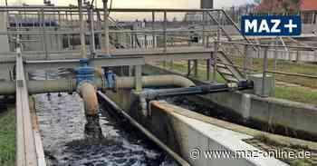Abwasser - Berlin plant Europas modernstes Klärwerk in Stahnsdorf - Märkische Allgemeine