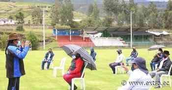 Cuzubamba: una parroquia de Cayambe que se prepara para el coronavirus - Portal Extra