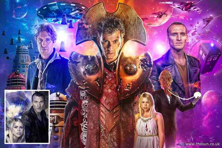 Doctor Who's Time Lord Victorious confirms return of Christopher Eccleston and Billie Piper in multi-platform adventure