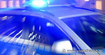 Tödlicher Verkehrsunfall B422 nahe Morbach im Kreis Birkenfeld - Trierischer Volksfreund