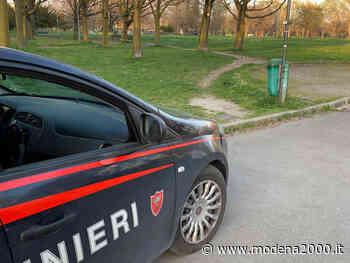 Campogalliano: in giro nel parco con delle grosse tenaglie, denunciato - Modena 2000
