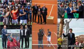 The seven emotional farewells of the exemplary David Ferrer in 2019 - Explica