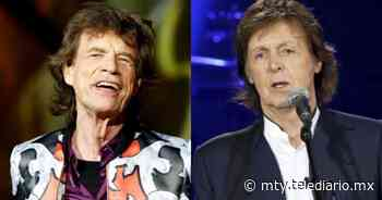 Una banda toca en estadios, la otra ya no existe: Le responde Mick Jagger a Paul McCartney - Telediario Monterrey