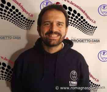 Intervista a Daniele Cavicchi allenatore della Francesco Francia Basket Zola Predosa - romagnasport.com