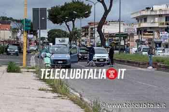 Villaricca, incidente sul 'doppio senso': centauro a terra - Teleclubitalia.it