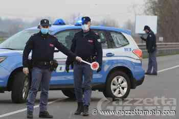 Evade dagli arresti domiciliari, fermato in auto a Pont-Saint-Martin: denunciato 23enne di Quart - News VDA - gazzettamatin.com