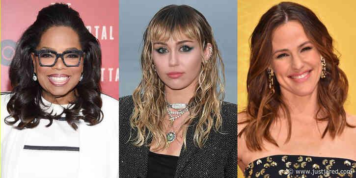 Oprah Winfrey, Miley Cyrus, Jennifer Garner & More to Celebrate Your Graduation This Year