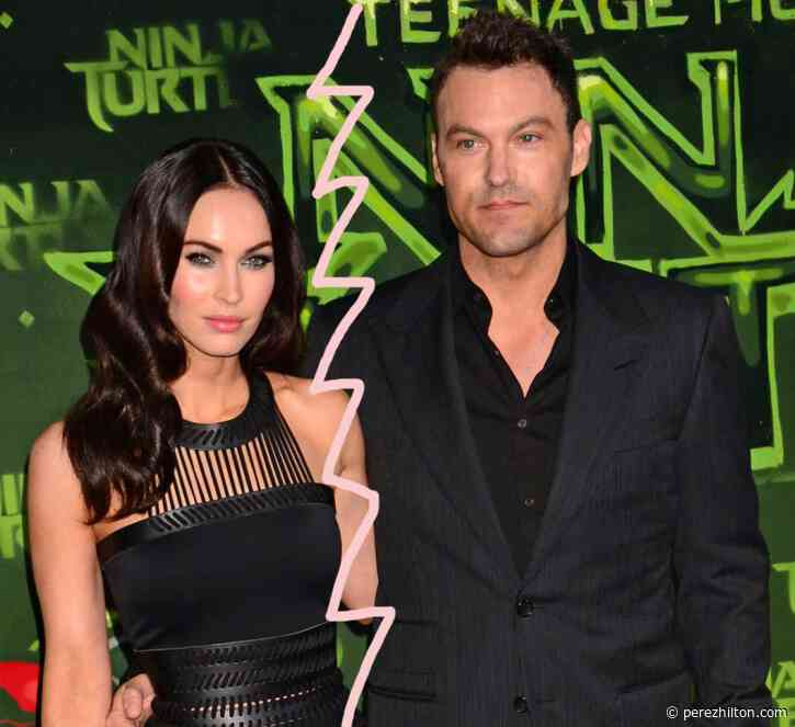 Megan Fox & Brian Austin Green Living Separately — But 'Don't Plan To File For Divorce Right Now'