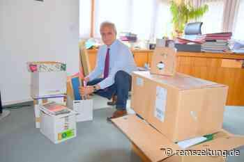 Karl Bühler räumt auf: Der Schultes von Lorch geht in Pension - Rems-Zeitung