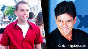 Jon Cryer talks about working with Charlie Sheen - Dankanator
