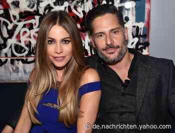 """""""Modern Family""""-Star Sofía Vergara und Joe Manganiello: Quarantäne-Picknick im Garten - Yahoo Nachrichten Deutschland"""