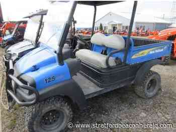 Police looking for missing UTV taken from business near Listowel - The Beacon Herald