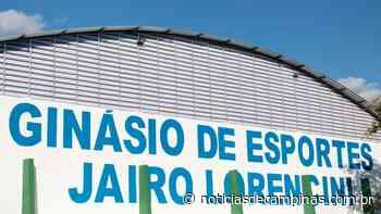 Terminadas as obras do Ginásio Jairo Lorencini, em Jarinu - Notícias de Campinas