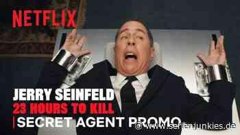 Jerry Seinfeld: 23 Hours to Kill - Secret Agent Promo - Serienjunkies