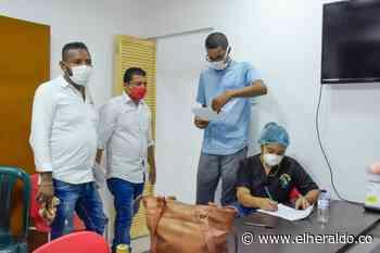 Levantan toma del hospital de Luruaco tras acuerdo sobre pagos - El Heraldo (Colombia)