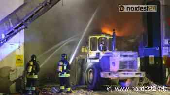 """Incendio a Montebello Vicentino, ora c'è l'ordinanza: """"tenere tutto chiuso"""" - Nordest24.it"""