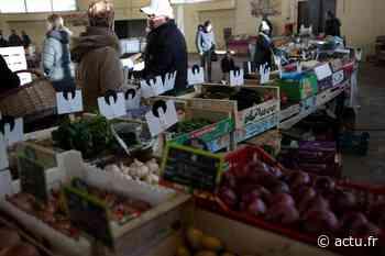 Yvelines. Aubergenville : le marché couvert va rouvrir le 2 mai - actu.fr
