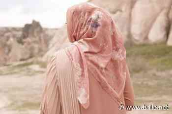 Menikmati keindahan Jaipur lewat balutan hijab - Brilio