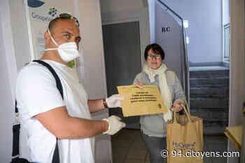 Bonneuil-sur-Marne distribue 3 masques par foyer - 94 Citoyens