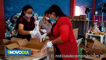 Em Franco da Rocha, doações de voluntários ajudam no combate ao coronavírus - Notícias de Campinas