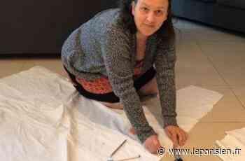 Des couturières bénévoles fabriquent les «blouses du cœur» à Bry-sur-Marne - Le Parisien