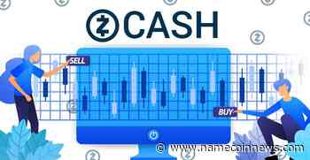 Zcash (ZEC) Consolidates Above $44; May Soon Face Correction - NameCoinNews