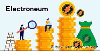 Electroneum (ETN) Registers 1.44% Slump Overnight Yet Holds Bullish Influence - NameCoinNews