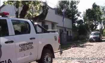 Carmen del Paraná: Hombre detenido se fugó por el techo de la comisaría - digitalmisiones.com.py