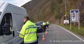 Corona-Krise: Grenzübergänge bei Bollendorf und Nennig für Pendler geöffnet (Update) - Trierischer Volksfreund