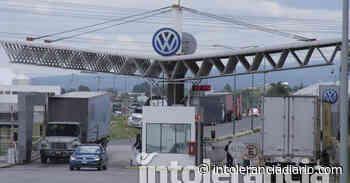 Aplazará Volkswagen reapertura de sus plantas en Puebla y Silao - Intolerancia Diario