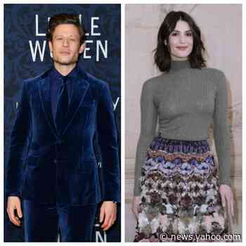 Gemma Arterton and James Norton to star in 'Unprecedented: Theatre from a State of Isolation' - Yahoo News