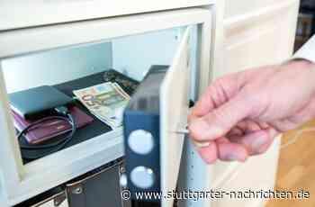 Einbruch in Deizisau - Täter durchbrechen Bürowand - Stuttgarter Nachrichten