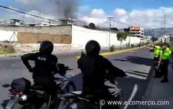 Fiscalía investiga amotinamientos en las cárceles de Ambato y Puyo - El Comercio (Ecuador)