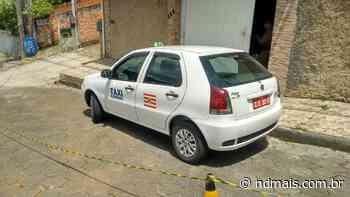 Suspeito de matar taxista em Blumenau é preso em Barra Velha - ND - Notícias