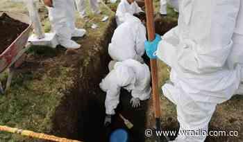 Comienza intervención en cementerio de San Pablo de Borbur con cuerpos no identificados - W Radio