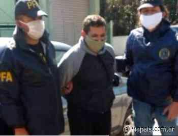 Detuvieron en Isidro Casanova a un condenado por prender fuego y matar a dos hombres en Entre Ríos - Vía País