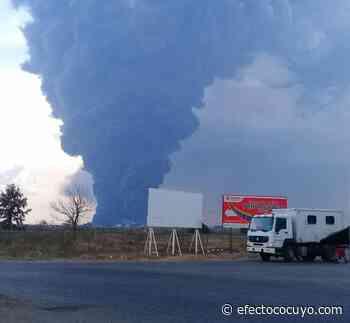 Incendio en planta Morichal de Pdvsa destruye tanques de petróleo y tuberías, afirma director de la Futpv - Efecto Cocuyo