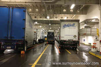 BC Ferries adds two daily cargo sailings on Tsawwassen-Swartz Bay route - Surrey Now-Leader