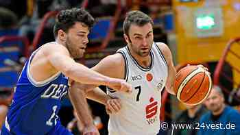 Basketball: Matthias Perl verlängert bei den Hertener Löwen   Herten - 24VEST