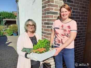 Coronavirus. Livraison de légumes à domicile pour les habitants de Friville-Escarbotin - actu.fr
