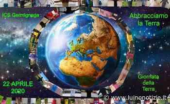 """Dall'ICS di Germignaga un abbraccio virtuale attorno alla Terra: """"Non dimentichiamoci dell'ambiente"""" - Luino Notizie"""