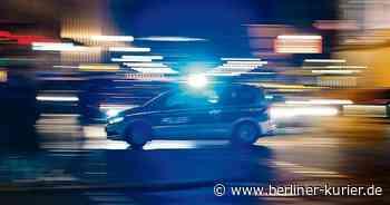 Berlin-Polizei-Ticker : Toter bei Unfall mit Rettungswagen in Ahrensfelde - Berliner Kurier